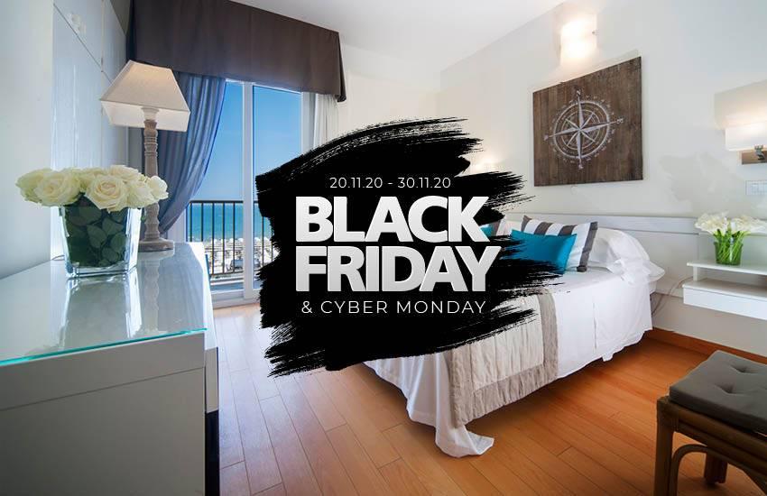 Black Friday Riccione Hotel 3 stelle